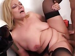 Curvy Italian milf and her sexy scene tubes