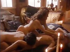 A retro porn movie is high on lusty sex tubes