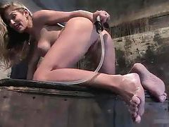 Enema play with a hot big tits girl tubes