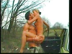 Chick fucked on the side of the road tubes