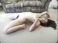 Good looking girl solo with hugely hairy pussy tubes