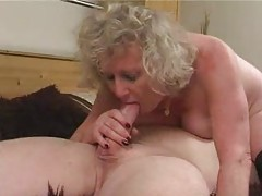 Neighbor fucks the granny lady hard tubes