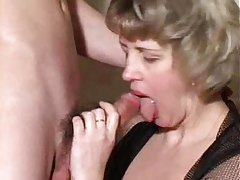 Kinky mature in lingerie wants dick stick tubes