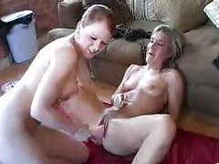 Threesome with lusty British lesbians tubes