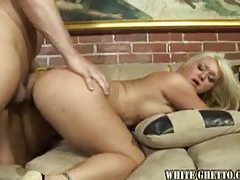 Gorgeous blonde for blowjob and sex tubes