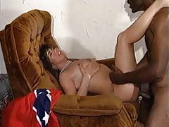 She wants black cock penetrating her tube
