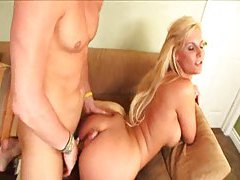Big cock fucks mouth and wet pussy tubes