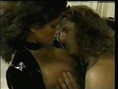 Seductress dances and blows him tubes