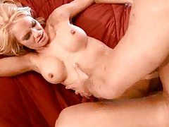 Busty milf craves cock in her hot box tubes