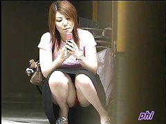 Cute Japanese girls upskirt videos tubes