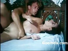Hairy cunt hardcore in classic fuck flick tubes