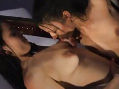 Women in the dungeon have lesbian sex tubes