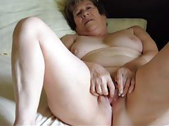 Old couple masturbates in amateur video tubes