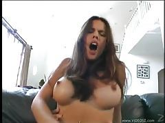 Her ass is fucked hard by his big cock tubes