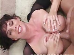 Fun fucking with a glorious brunette milf tubes