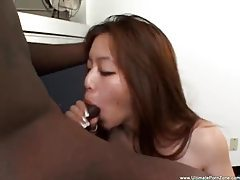 Oral sex for the lucky hung black dude tubes