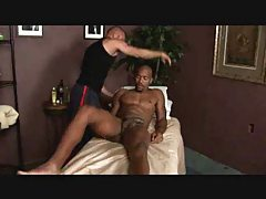 Black guy massaged and blown by gay masseuse tubes
