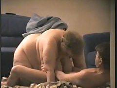 Skinny dude with a super fat slut tubes