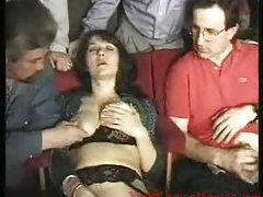 Swinging scene with real sluts tubes