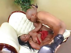 Huge ass ebony slut fucked in office tubes