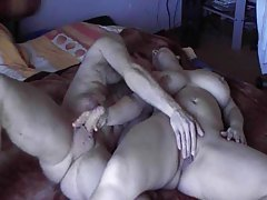 Couple masturbates and fucks together tubes