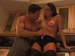 Housewife Stephanie Swift fucks a new man tubes