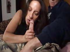 Curvy mother fucked in her pussy from behind tubes