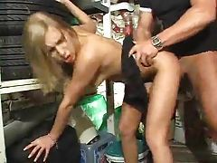 Full length German fuck film in the basement tubes