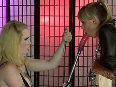 Hot Slave Gets Her Punishment tubes