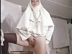 Nuns in a hardcore threesome tubes