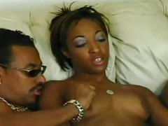 Black girl gangbanged lustily by dudes tubes