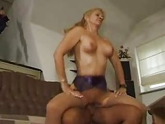Mature slut in sexy stockings fucked from behind tubes