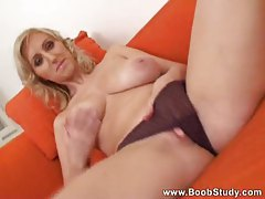 Clothes come off and big tits come out tubes