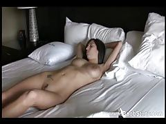Girl with big tits sleeping in the nude tubes