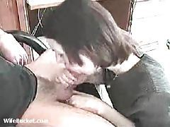 Blowjob and some hot sex in his office tubes