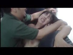 Entertaining action with young Japanese girl tubes