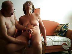 Mature couple dildo play for the wife tubes