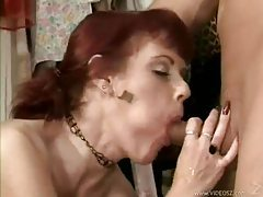 Milf fucked in her closet tubes