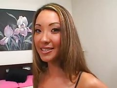 Asa Akira fucked in bed by big cock tubes