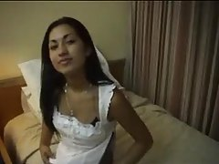 Chick in the hotel room does good porn scene tubes