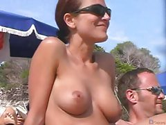 Camera at the nude beach films hotties tubes