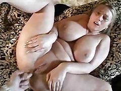 Big titty blonde girl with anal lust tubes