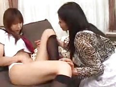 An Asian lesbian love story unfolds tubes