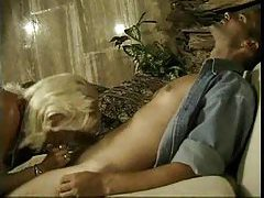 Big tit mature with tan lines fucked in the ass tubes