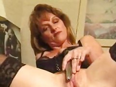 Milf in sexy red dress fucked in hotel bed tubes