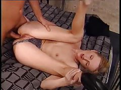 Lots of sex with this skinny, hot blonde tubes