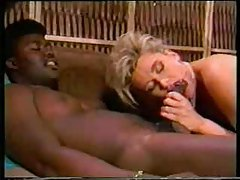 Rachel Ryan doing classic interracial anal tube