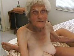 Genuine granny fucked while wearing stockings tubes