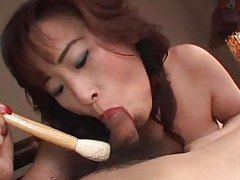 Japanese milf gets naughty with her man tubes