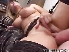 The guys take turns fucking her milf pussy tubes